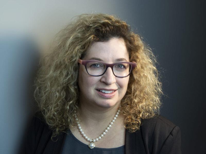 Photo of Sonia Feigenbaum, UT Austin's Senior Vice Provost for Global Engagement